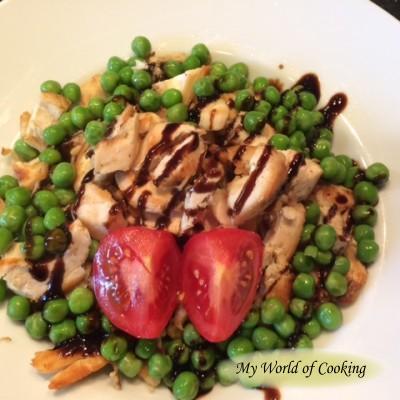 B.s 5-Minuten-Salat