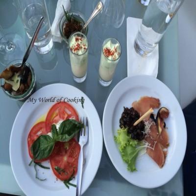 TOSCA, Teil 1 – kulinarische Opernlounge