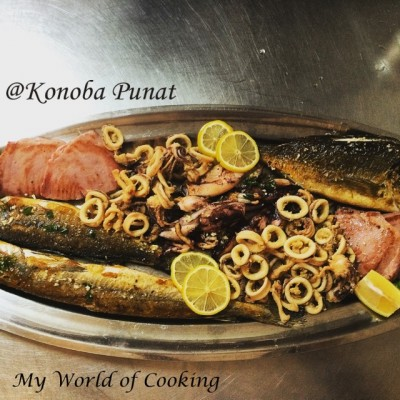 "REVIEW – Essen in der ""Konoba Punat"" in Punat / Krk / Kroatien"