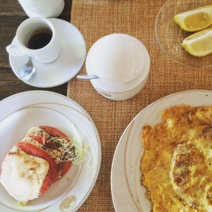 Frühstück Hotel KANAJT