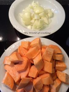 Kartoffeln & Zwiebeln
