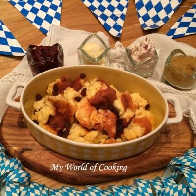 Warmer Karfiolsalat mit Schnittlauch