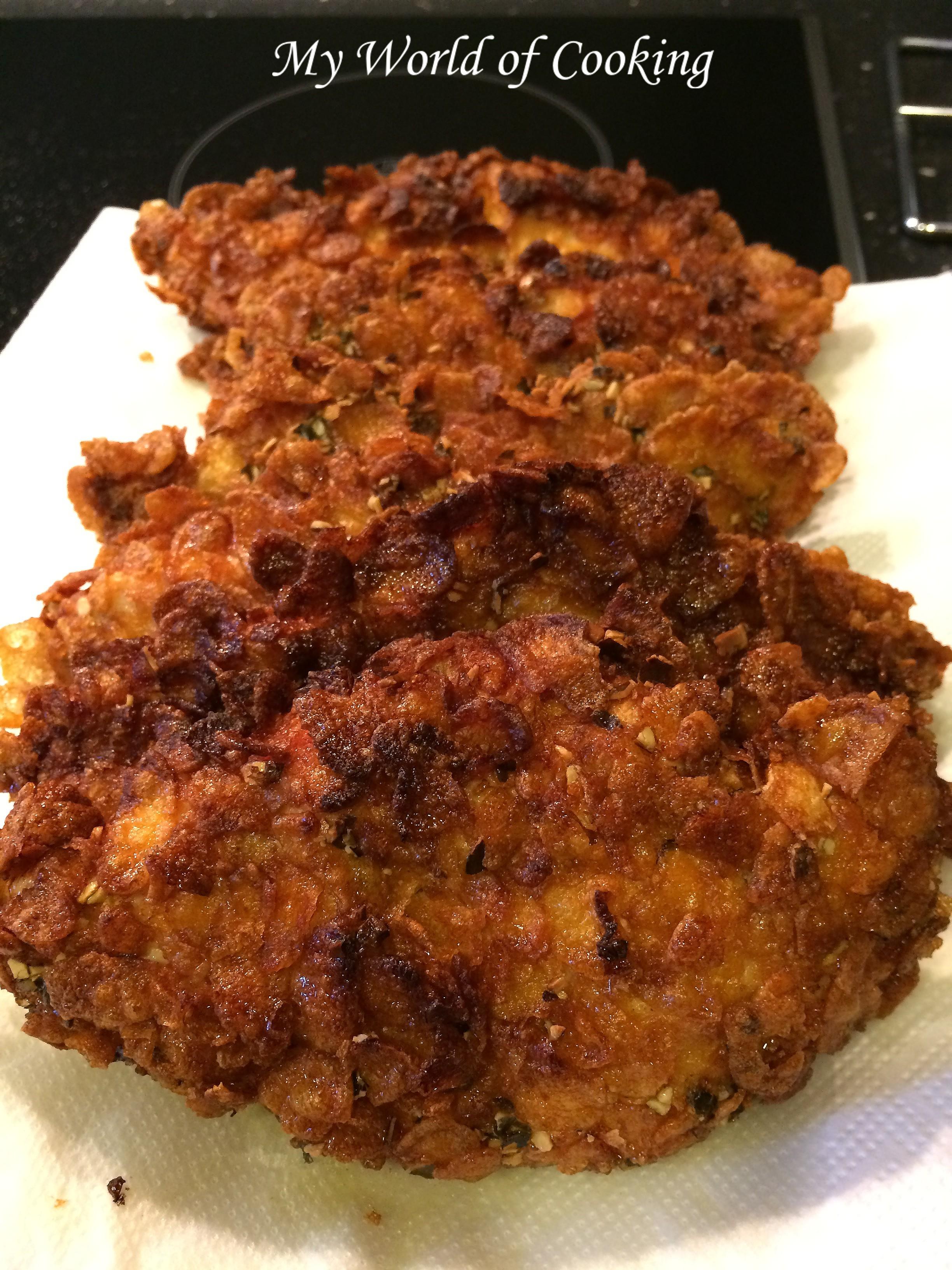 hühnerschnitzel mit thymian