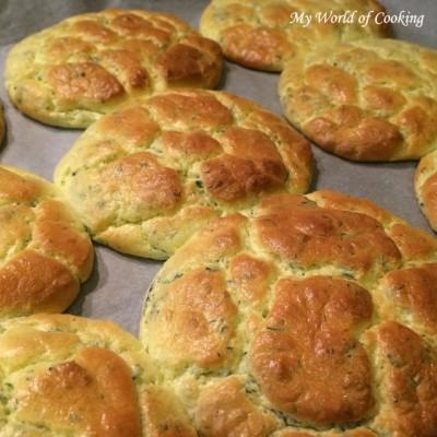 Low-Carb Fladenbrötchen – eine gesunde Alternative zu Brot