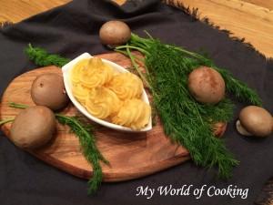 Herzoginnen Kartoffeln