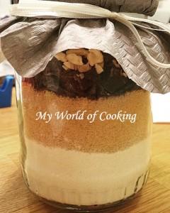 Kuchenbackmischung nach Tina GANSER