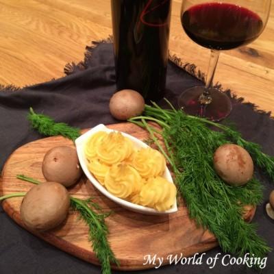 Herzogin Kartoffeln – home-made!
