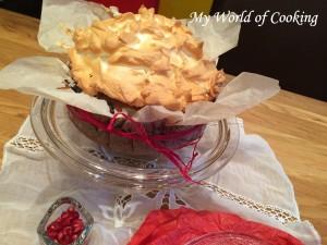 Quitten-Marzipan-Torte