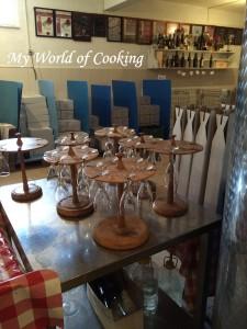 Olivenöl- und Weinkverkostung