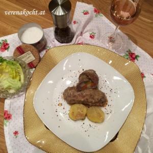 Rindsrouladen auf Wienerisch - R. kocht!