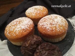Orangen-Dinkel-Muffins