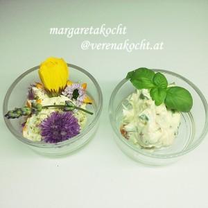 Kräuter- & Blüten(kräuter)butter