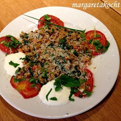 schnelles Couscous Risotto (oder) Die Montags-Empfehlung für Mittwoch
