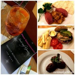 Restaurantwoche Wien 2016 - Comida y Ron
