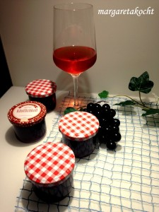 Weintraubengelee vom Uhudler