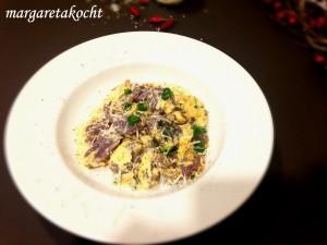 Gnocchi von der Trüffelkartoffel