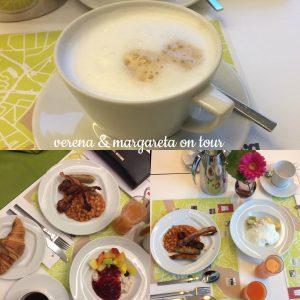 Frühstück im Wiener Bistro