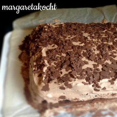 verführerische Nutella-Schnitte (und) Margaretas perfekter Sonntagskuchen