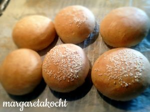 easy Burger Buns