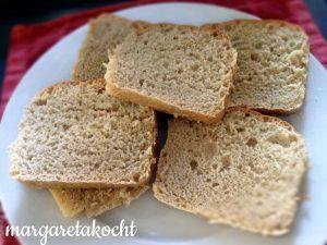 Dinkel-Butter-Toast