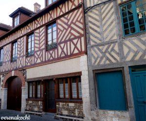 Honfleur, Frankreich