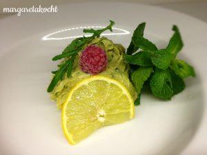 Avocado-Rucola-Aufstrich