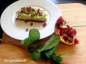 Margaretas Avocado-Limetten Kuchen
