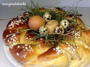 köstlich einfaches Osternest
