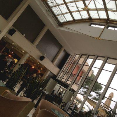 Grand Hotel Portoroz … dann waren's nur noch 4 Sterne (oder) vom glanzvollen 5* zum 4* superior Hotel
