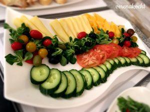 Käse & Gemüse