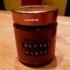 Dattelpaste / Dattelsüße
