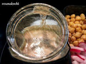 Joghurt - Senf - Dressing