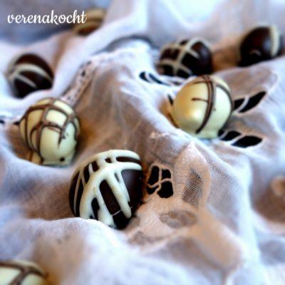 köstliche Eierlikör Pralinen (oder) unser Mutter-Tochter-Ding