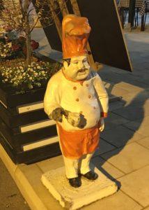 "Chef ""Hook"""