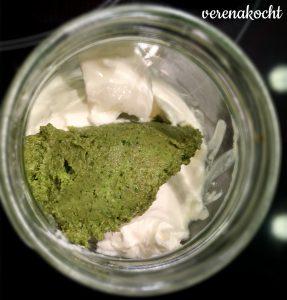 Joghurt - Salatpesto