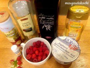 Himbeer-Joghurt-Dressing