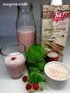beeriger Frühstücks-Drink