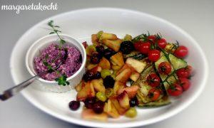 fruchtiger Feta-Aufstrich