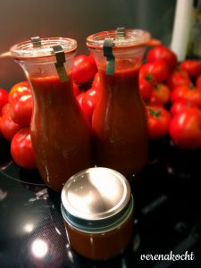 home-made Tomatensauce