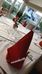 ... der neue & moderne Teil des Restaurants ...