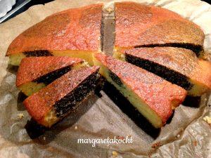 Mohn-Torte