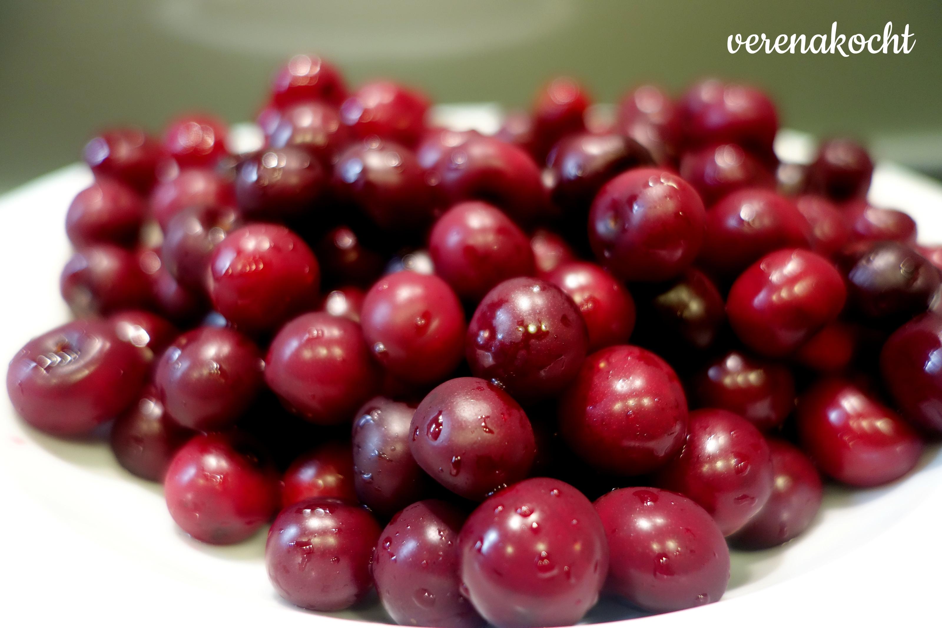 Likör von der Maraska Kirsche (oder) fruchtiges Geschenk mutiert zu Hochprozentigem