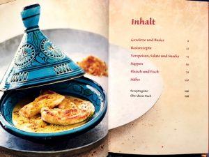 // Buchbesprechung // Orientalische Küche von Stefan Wiertz