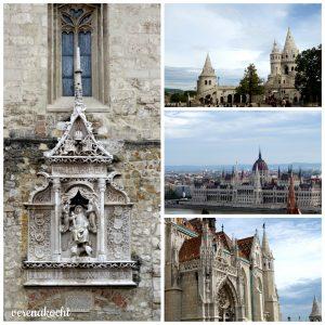 Buda - Burgviertel von Budapest