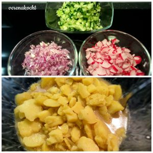 Salat à la Mamsell