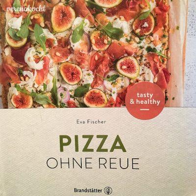 """// BUCHBESPRECHUNG // """"Pizza ohne Reue"""" von Eva FISCHER (Brandstätter Verlag)"""