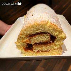 Biskuit Roulade à la Doris