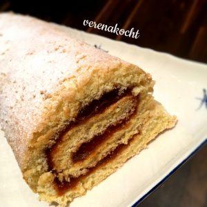 Biskuit Roulade à la Grete