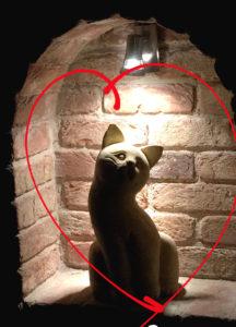 Die Keller Katze