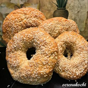 home-made Bagels
